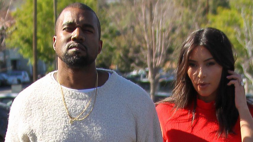 Schenkt Kanye seiner Kim 10 Burger King-Filialen?