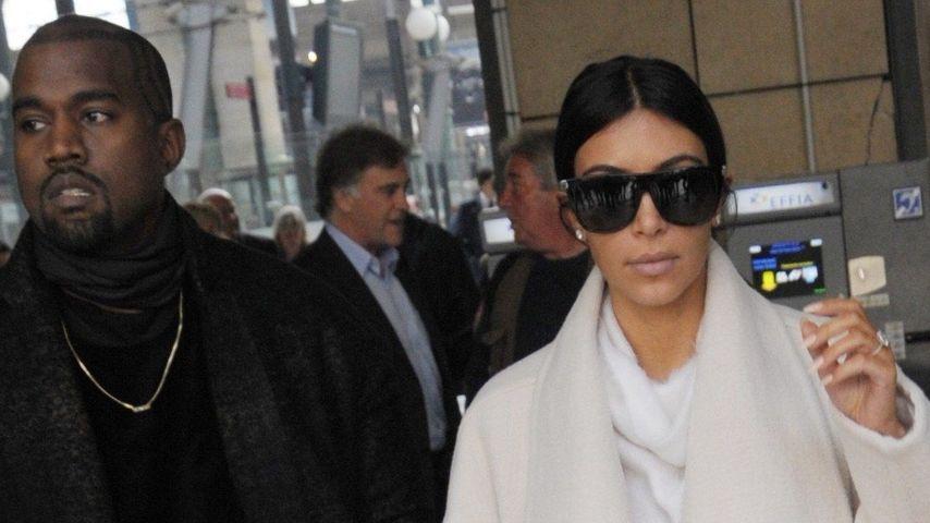 """Kim Kardashian: Mögliches Adoptivkind sagt """"Nein"""""""