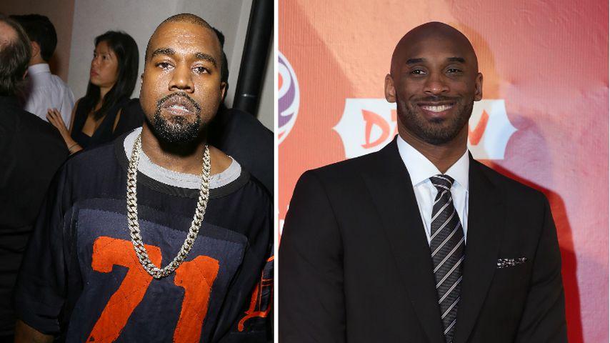 Kanye West denkt noch oft an seinen Freund Kobe Bryant (†)