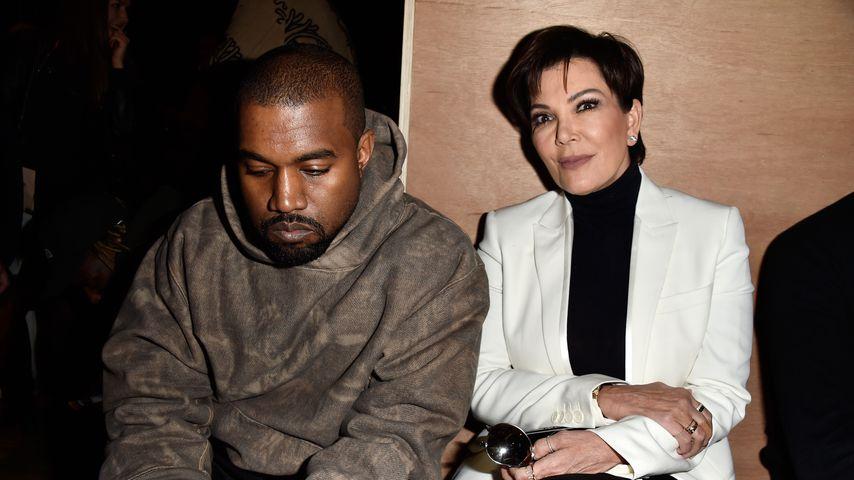 Kris Jenner liebt Kanye trotz Sex-Fantasien mit Khloe und Co