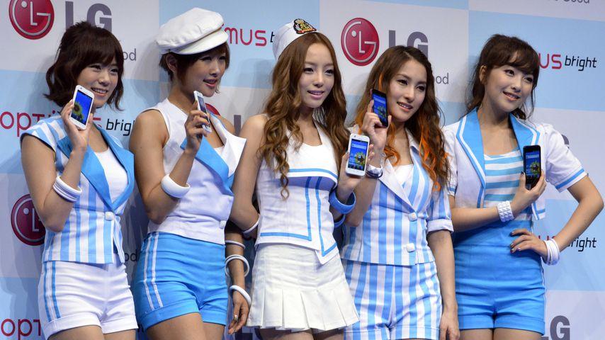 Die K-Pop Band Kara
