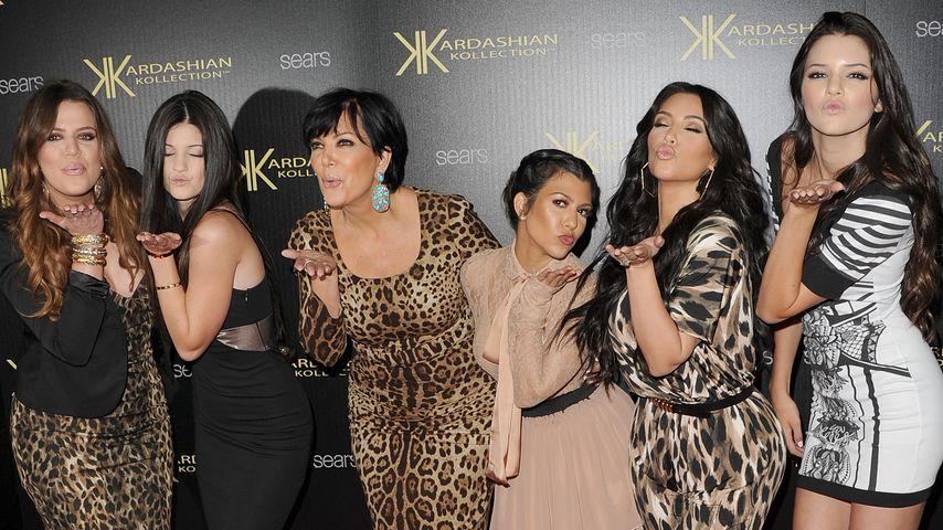 Für 100 Mio. Dollar! Die Kardashians erobern Kino-Leinwand
