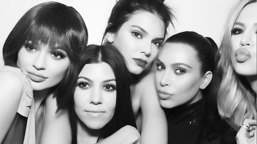 Kendall ist 20: Schwestern-Liebe bei den Jenner-Kardashians