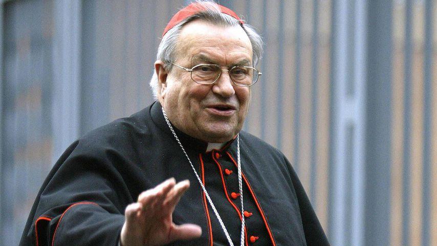Kardinal Lehmann im April 2015