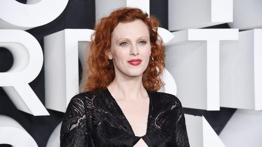 Karen Elson im Oktober 2019