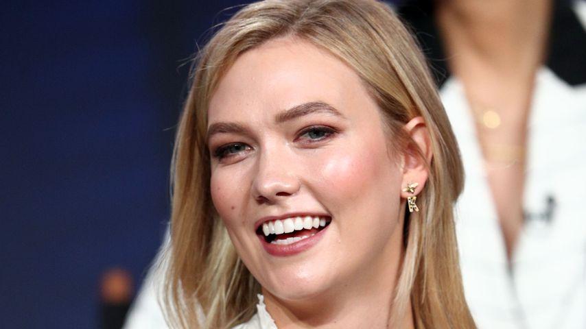 Karlie Kloss im Januar 2019