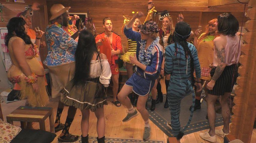 "Karnevals-Party im ""Big Brother""-Haus"