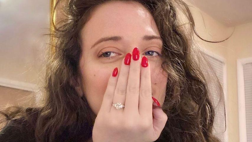 """""""2 Broke Girls""""-Star Kat Dennings mit Rockstarfreund verlobt"""