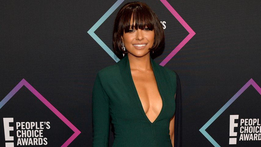Kat Graham bei den People's Choice Awards 2018