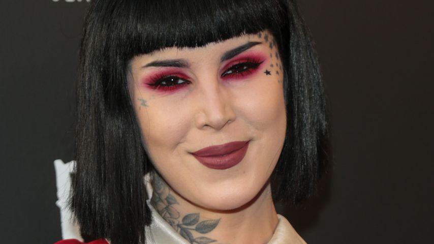 Tattoo-Model Kat von D: Sie wird zum ersten Mal Mutter!