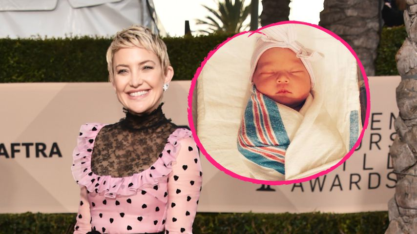 Endlich: Kate Hudson zeigt erstes Foto ihrer Tochter Rani!