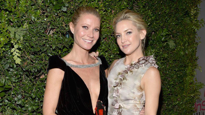 Kate Hudson und Gwyneth Paltrow, 2015