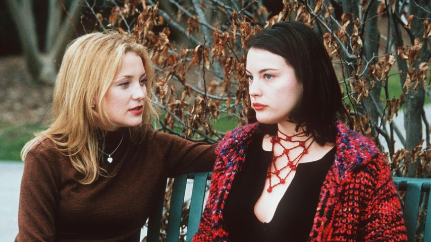 "Kate Hudson und Liv Tyler in ""Dr. T and the Women"", 2000"