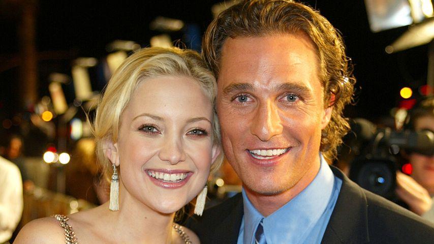 """Kate Hudson und Matthew McConaughey bei der Premiere von """"Wie werde ich ihn los – in 10 Tagen?"""""""