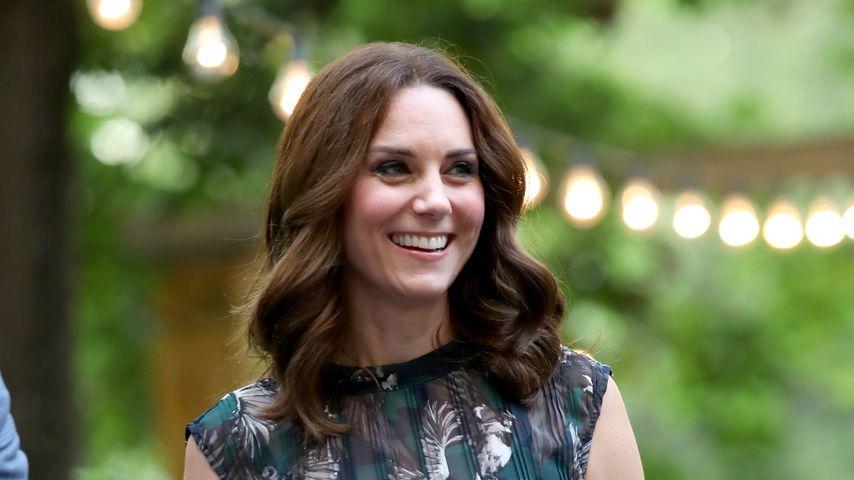 3. Baby: Hier war Herzogin Kate überall schon schwanger!