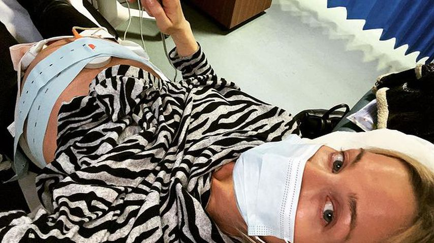 Fruchtblase geplatzt: UK-Star Kate Lawler wird bald Mutter