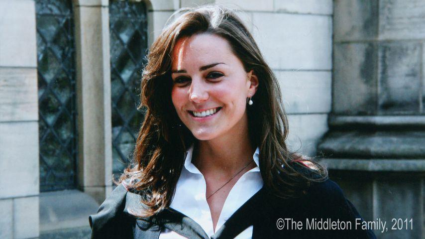 Herzogin Kate als Studentin