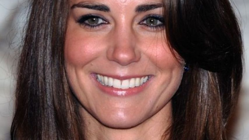 Kate Middleton soll Dianas Brautkleid tragen