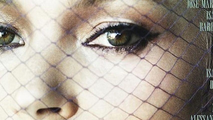 Frostig! Kate Moss als unnahbare Eisprinzessin