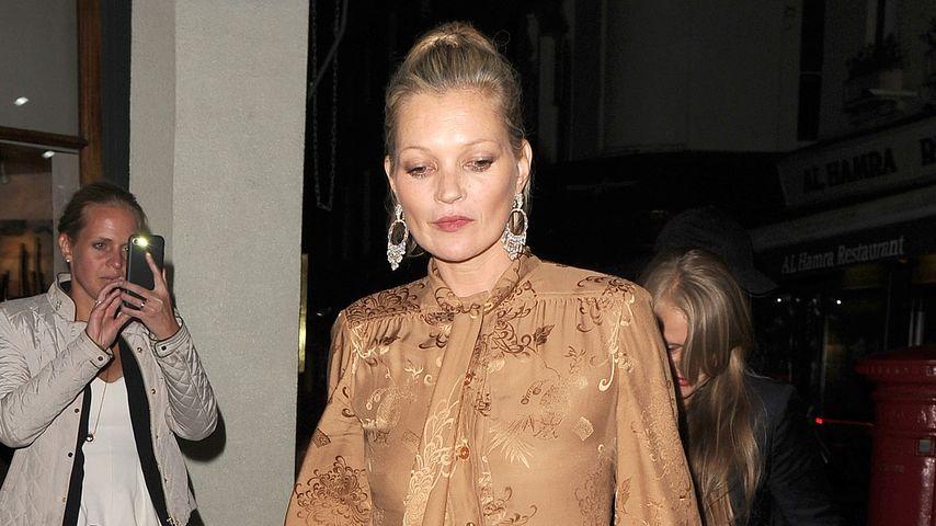 Kate Moss auf der Party des Love Magazines in London
