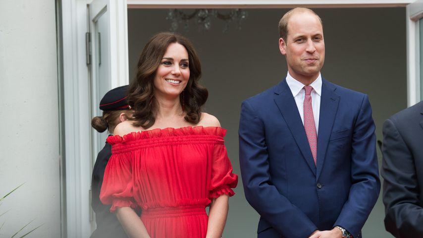 Erwischt: Herzogin Kate beim BH-Kauf beobachtet!