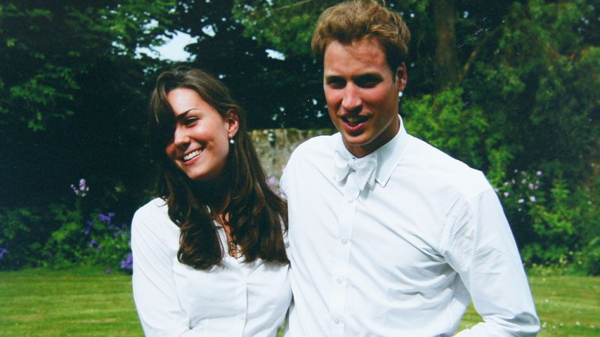 Eine junge Liebe! So süß waren Kate & William zur Uni-Zeit