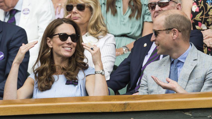 Kendall & Co.: Diese Stars waren beim Wimbledon-Finale 2019!