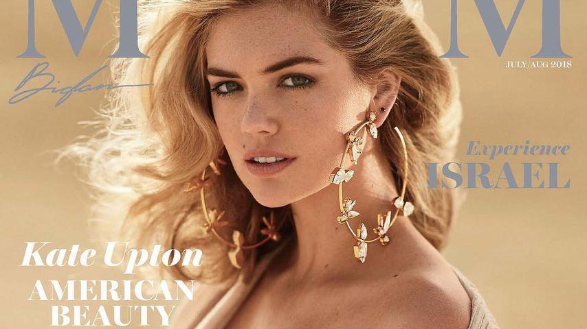Mega-Cover: Kate Upton zur heißesten Frau der Welt gekürt!