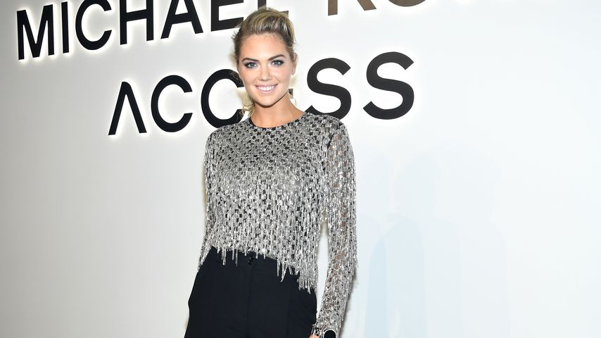 "Kate Upton bei der ""Michael Kors""-Fashion-Show in New York"