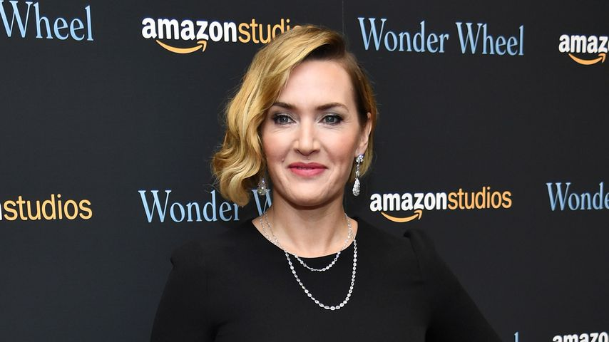 Kate Winslet im November 2017 in New York City