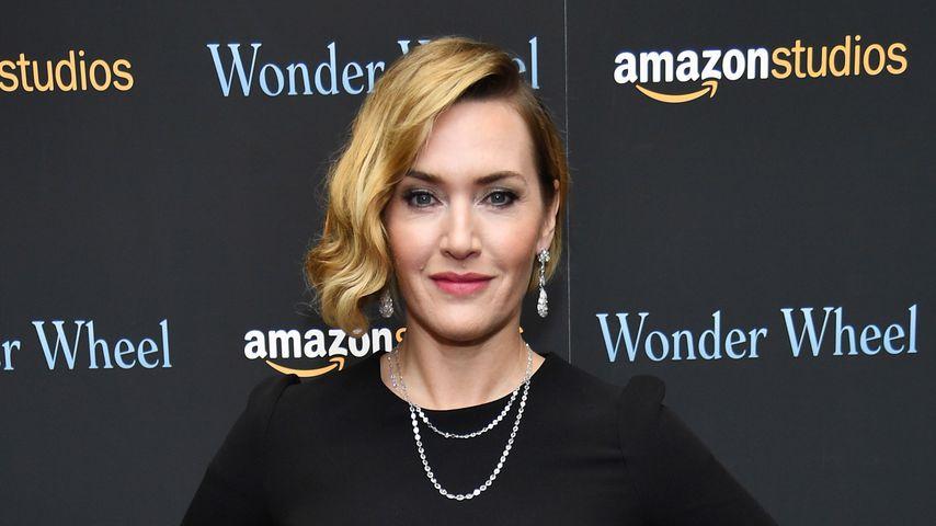 """Kate Winslet bem Screening von """"Wonder Wheel"""" in New York"""