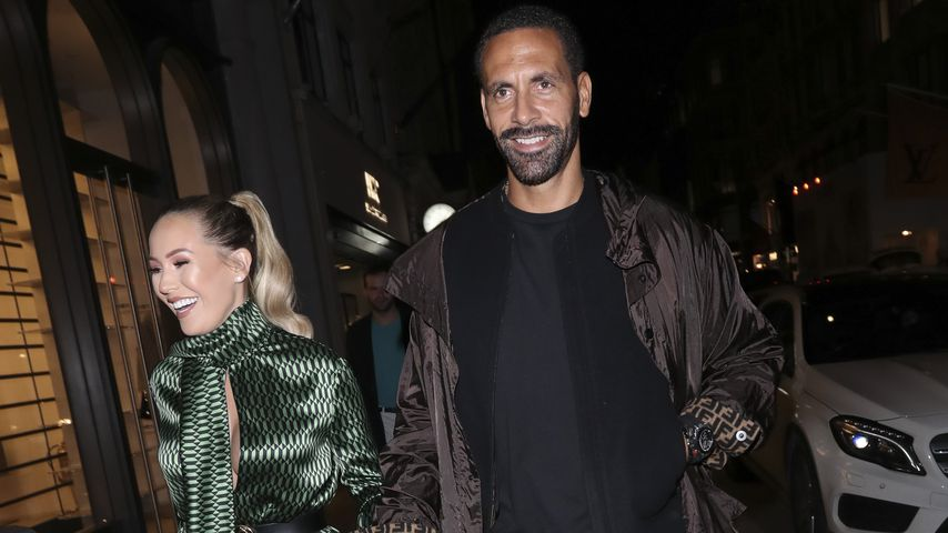 Nach Tod seiner Frau: Ex-Star-Kicker Rio Ferdinand verlobt