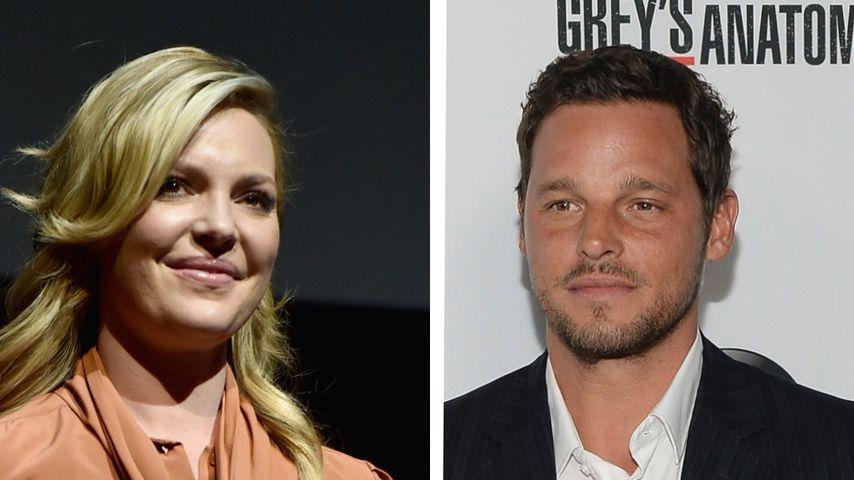 """""""Grey's Anatomy"""": Katherine Heigl enttäuscht von Alex & Izzy"""