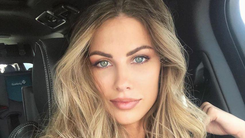 Katherine Webb, Model
