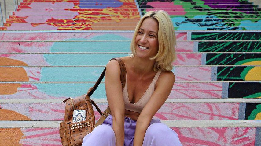 Kathrin Menzinger, Tänzerin
