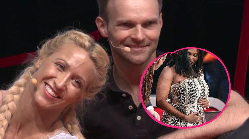 Motsi Mabuse wird Mama: Vadim & Kathrin haute Baby-News um!