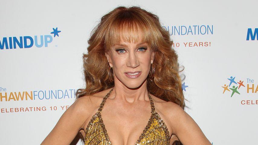 Fashion Police-Ersatz: Kathy Griffin gedenkt Joan
