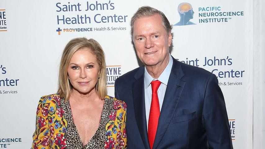 Kathy und Rick Hilton bei einer Gala in Beverly Hills