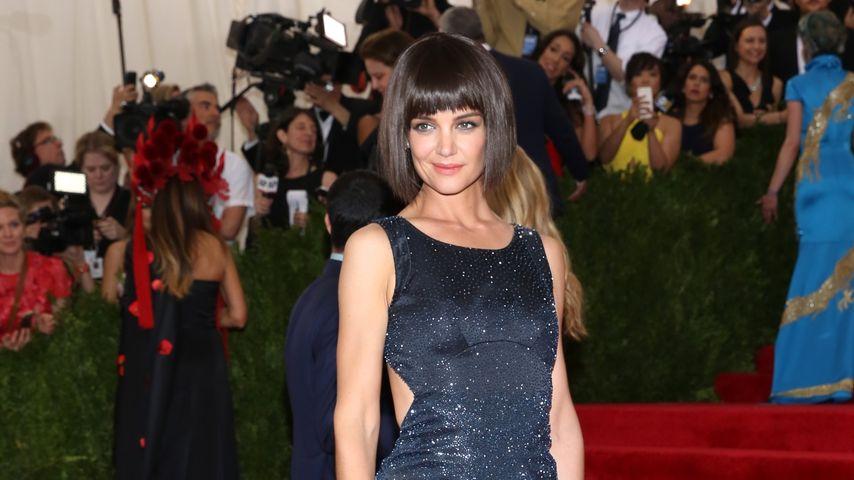 Katie Holmes' Manager beendet Liebesspekulationen