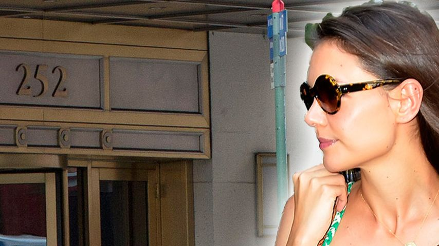 Katie Holmes: Sie lebt in Angst vor Scientology