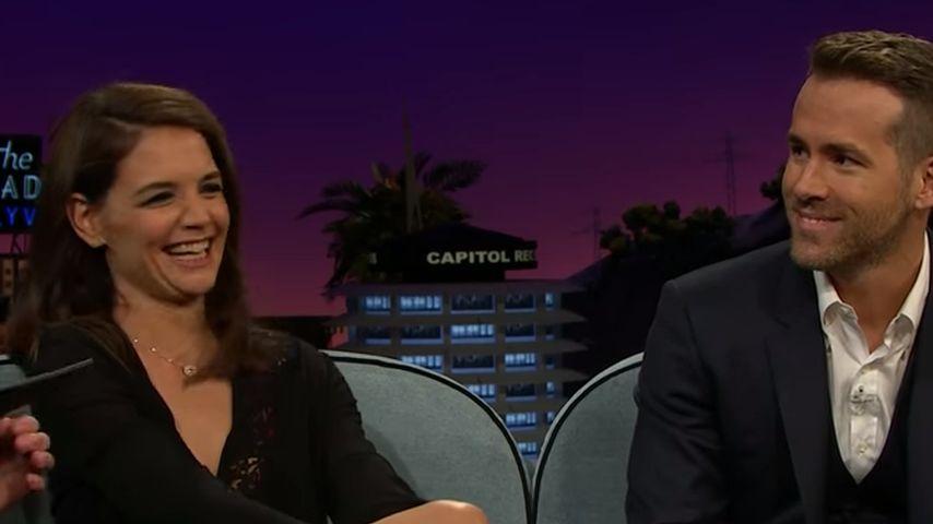 Ryan Reynolds und Katie Holmes