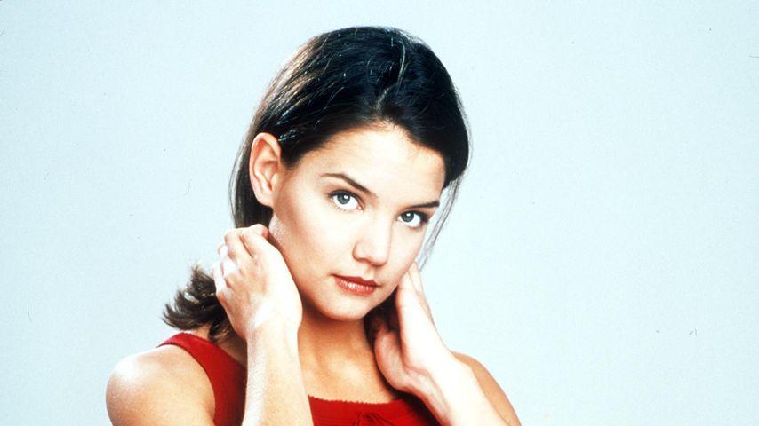 """Katie Holmes in """"Dawson's Creek"""""""