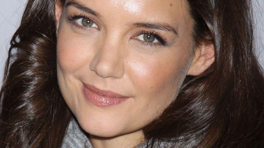 Irks! Katie Holmes schwört auf Schneckenschleim