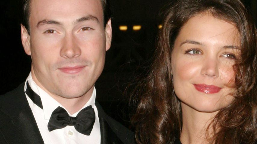 Katie Holmes und Chris Klein