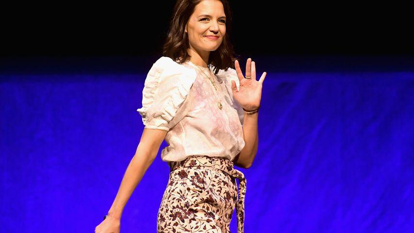 Katie Holmes im April 2019
