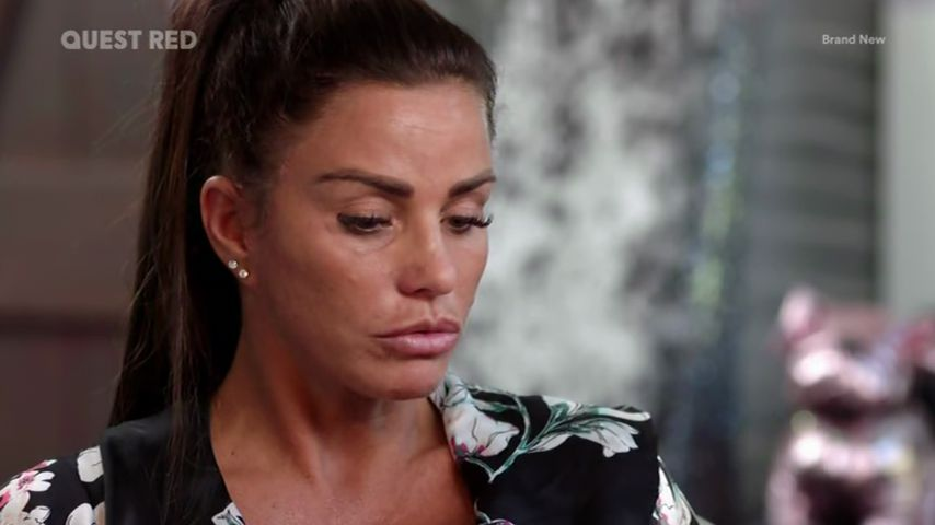 "Katie Price in der Doku ""Katie Price: My Crazy Life"""