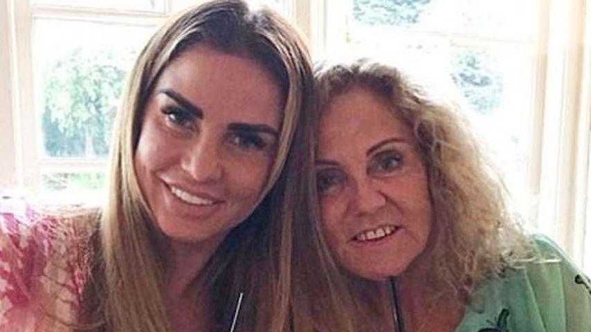 Katie Price und ihre Mutter Amy