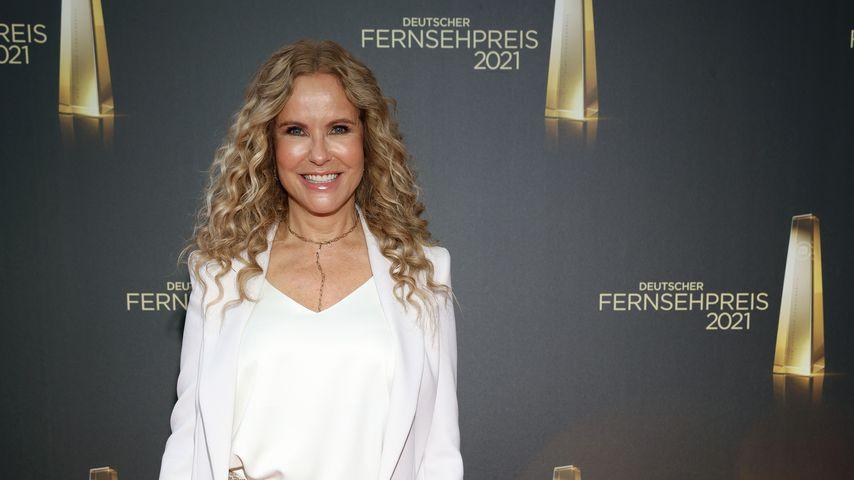Katja Burkard im September 2021 in Köln