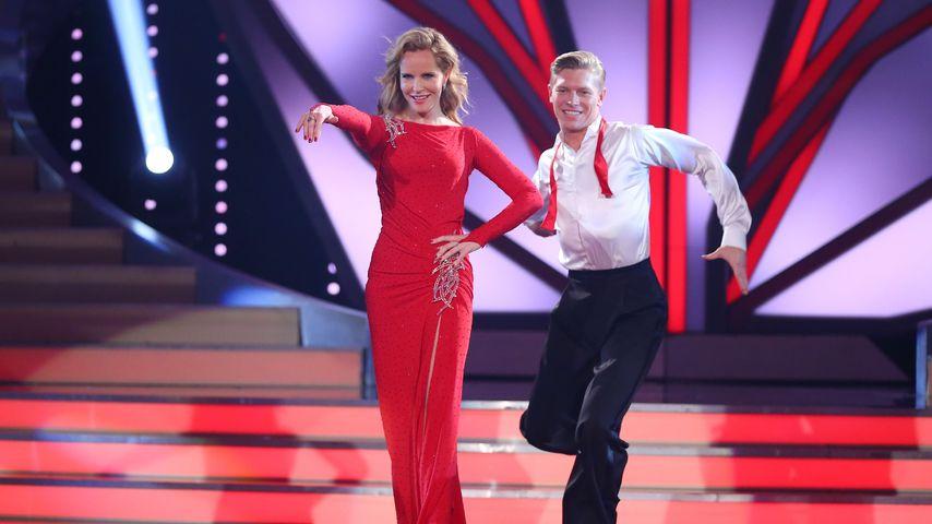 """Show-Vorteil: Gewinnt Katja Burkard jetzt """"Let's Dance""""?"""