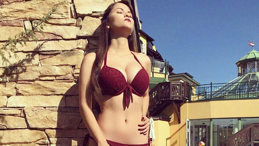 Nach Dschungel-Diät: Kattia Vides will wieder zunehmen!